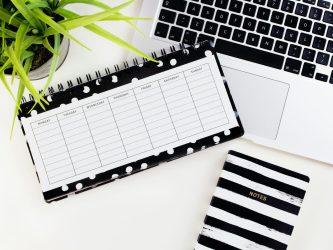 Het Gezinsleven - Lifestyle - Mindset - In 10 stappen het perfecte ochtendritueel voor een productieve dag - Planner
