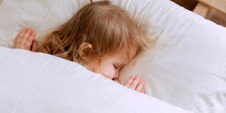 Slapen peuter